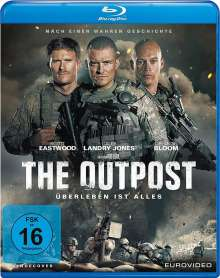 The Outpost (Blu-ray), Blu-ray Disc