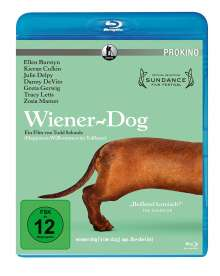 Wiener Dog (Blu-ray), Blu-ray Disc