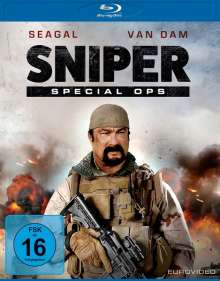 Sniper - Special Ops (Blu-ray), Blu-ray Disc