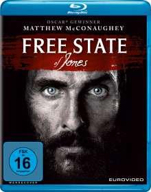 Free State of Jones (Blu-ray), Blu-ray Disc