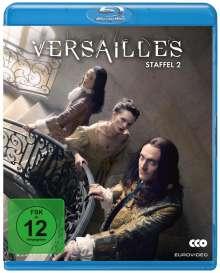 Versailles Staffel 2 (Blu-ray), 3 Blu-ray Discs