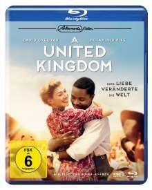 A United Kingdom (Blu-ray), Blu-ray Disc