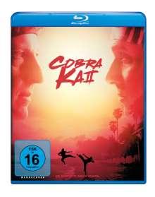 Cobra Kai Staffel 2 (Blu-ray), 2 Blu-ray Discs