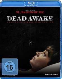 Dead Awake (Blu-ray), Blu-ray Disc