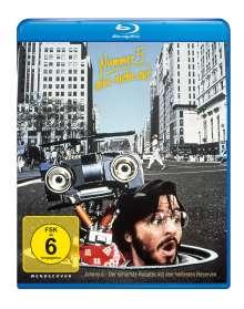 Nummer 5 gibt nicht auf (Blu-ray), Blu-ray Disc