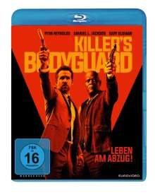 Killer's Bodyguard (Blu-ray), Blu-ray Disc