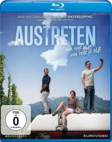 Austreten (Blu-ray), Blu-ray Disc