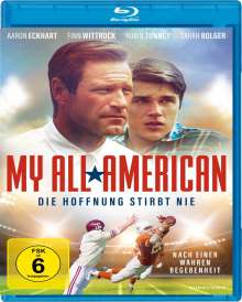 My All American (Blu-ray), Blu-ray Disc