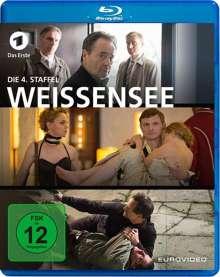 Weissensee Staffel 4 (Blu-ray), Blu-ray Disc