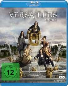 Versailles Staffel 3 (finale Staffel) (Blu-ray), 3 Blu-ray Discs