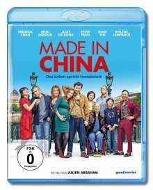 Made in China (Blu-ray), Blu-ray Disc