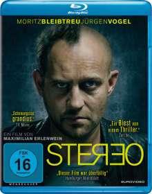 Stereo (Blu-ray), Blu-ray Disc