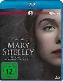 Mary Shelley - Die Frau, die Frankenstein erschuf (Blu-ray), Blu-ray Disc