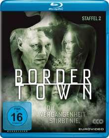 Bordertown Staffel 2 (Blu-ray), 3 Blu-ray Discs