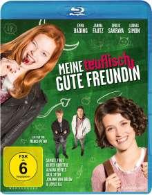 Meine teuflisch gute Freundin (Blu-ray), Blu-ray Disc