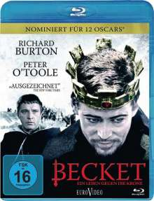 Becket (Blu-ray), Blu-ray Disc