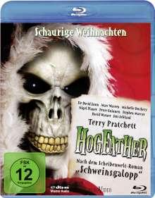 Hogfather (Blu-ray), Blu-ray Disc