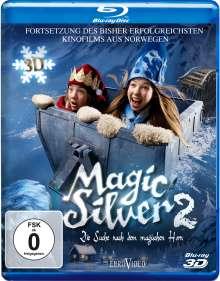 Magic Silver 2 - Die Suche nach dem magischen Horn (2D & 3D Blu-ray), Blu-ray Disc