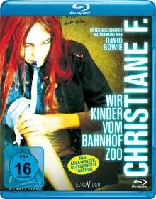 Christiane F., Wir Kinder vom Bahnhof Zoo (Blu-ray), Blu-ray Disc