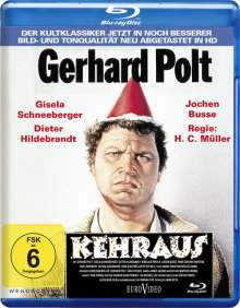 Kehraus (remasterte Fassung) (Blu-ray), Blu-ray Disc