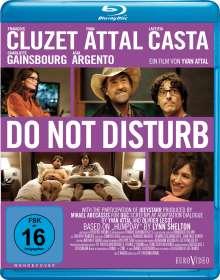 Do Not Disturb (Blu-ray), Blu-ray Disc