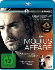 Die Möbius-Affäre (Blu-ray), Blu-ray Disc