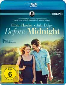 Before Midnight (Blu-ray), Blu-ray Disc