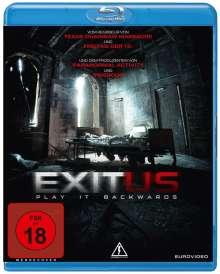 ExitUs (Blu-ray), Blu-ray Disc