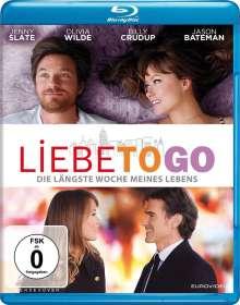 Liebe to go (Blu-ray), Blu-ray Disc