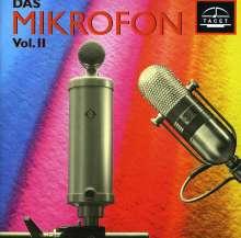 Das Mikrofon Vol. II, CD