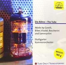 Stuttgarter Kammerorchester - Die Röhre (180g), LP