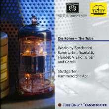 Stuttgarter Kammerorchester - Die Röhre (Super Audio CD), Super Audio CD