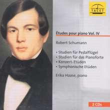 Robert Schumann (1810-1856): Symphonische Etüden op.13, 2 CDs