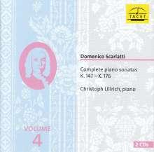 Domenico Scarlatti (1685-1757): Sämtliche Klaviersonaten Vol.4, 2 CDs