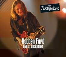 Robben Ford: Live At Rockpalast - Crossroads & More Bluesfest 1998 & Forum Leverkusen 2007 (2CD + DVD), 3 CDs
