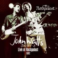 John Watts: Live At Rockpalast - Sartori Säle, Köln, Germany, 4th June 1982 (CD + DVD), 1 CD und 1 DVD