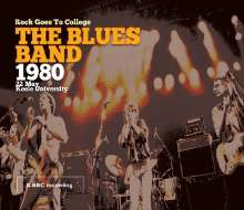 The Blues Band: Rock Goes To College: Live 1980 (DVD + CD), 1 DVD und 1 CD