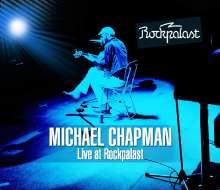 Michael Chapman: Live At Rockpalast 1975 - 1978 (DVD + CD), 1 DVD und 1 CD