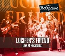 Lucifer's Friend: Live At Rockpalast 1978, 1 DVD und 1 CD