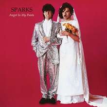 Sparks: Angst In My Pants (remastered) (180g) (Limited-Edition) (Red Vinyl), 1 LP und 1 CD