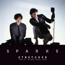 "Sparks: Stretched: The 12"" Mixes 1979-1984 (180g) (Translucent Vinyl), 2 LPs"