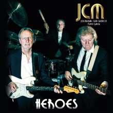 JCM (John Hiseman, Clem Clempson & Mark Clarke): Heroes (180g), LP