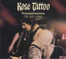 Rose Tattoo: Transmissions: On Air 1981 (180g) (Marbled Vinyl), 3 LPs