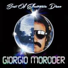 Giorgio Moroder: Best Of Electronic Disco (remastered) (180g) (Translucent Blue Vinyl), 2 LPs