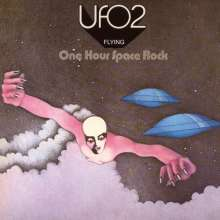 UFO: UFO 2 Flying - One Hour Space Rock, CD