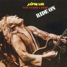 Alvin Lee: Ride On, CD