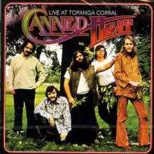 Canned Heat: Live At Topanga Corral, CD
