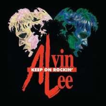 Alvin Lee: Keep On Rockin', CD