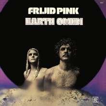 Frijid Pink: Earth Omen, CD