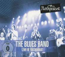 The Blues Band: Live At Rockpalast 1980 (CD + DVD), 1 CD und 1 DVD